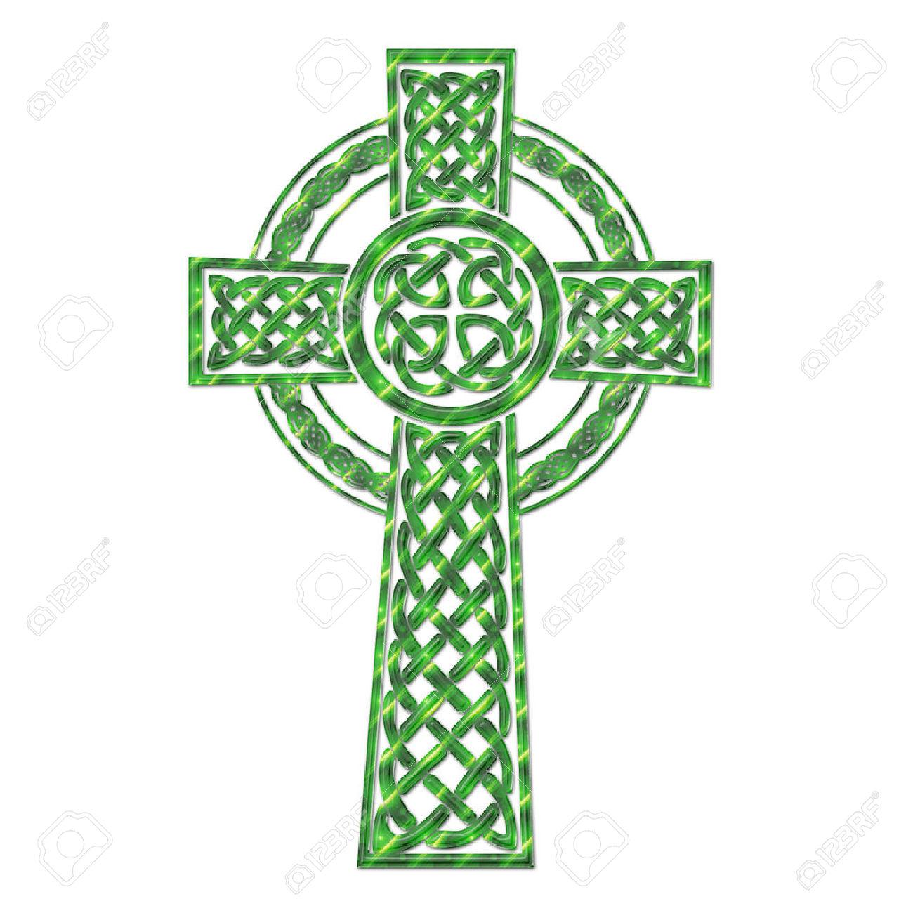 Free celtic cross clipart.