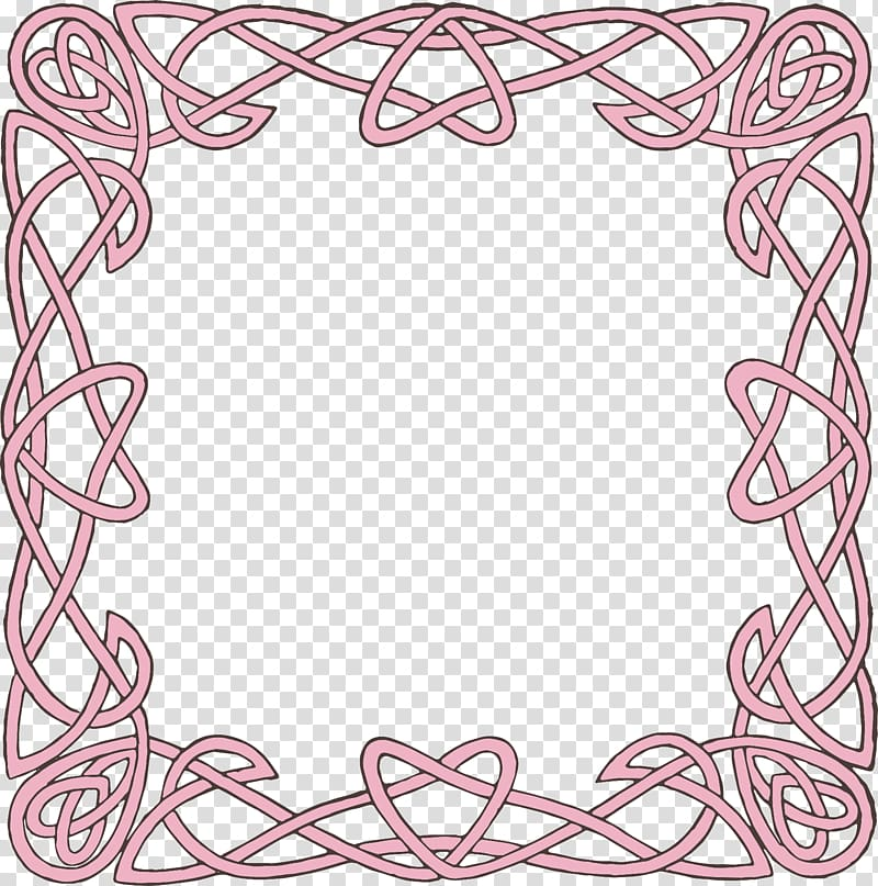 Celtic knot Borders and Frames Celtic Frames and Borders Celts.