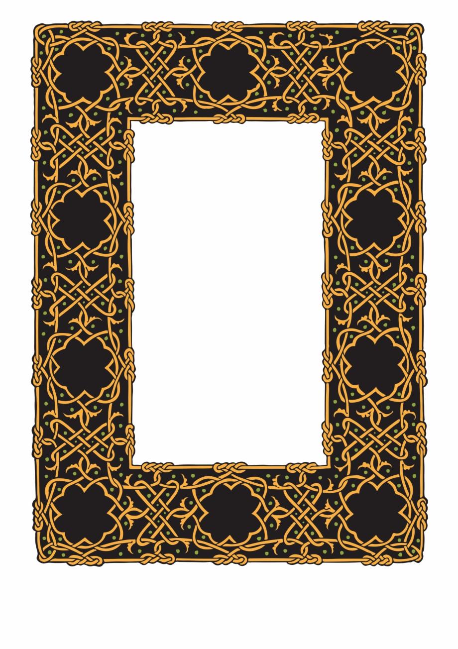 Border Celtic Frame Design 1093529.