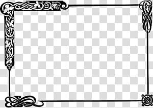 Celtic knot Celts Braid , mood frame transparent background PNG.
