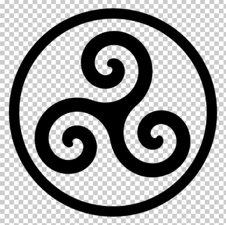 Triskelion Celtic Knot Symbol Celts Crone PNG, Clipart, Area, Black.