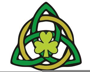 Irish Celtic Knot Clipart.