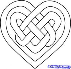 Heart Knot Cliparts.