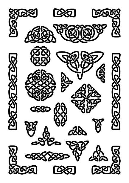 Best Celtic Knot Illustrations, Royalty.
