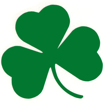 Free Irish Clover, Download Free Clip Art, Free Clip Art on Clipart.
