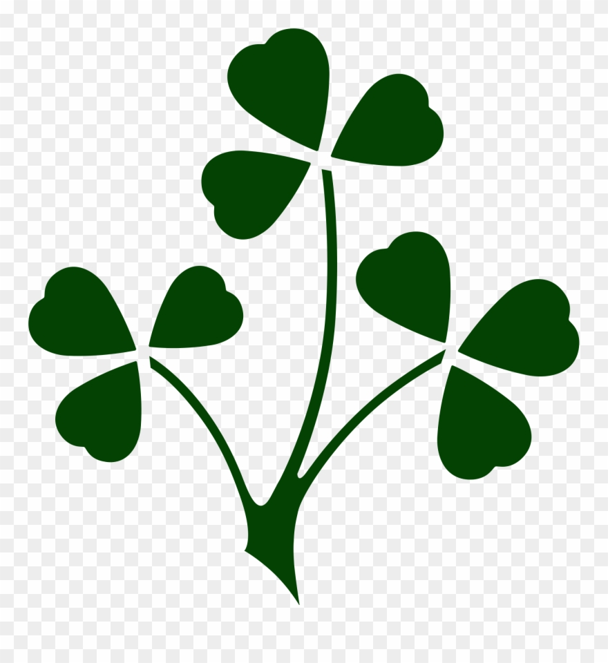 Celtic Shamrock Cliparts 18, Buy Clip Art.