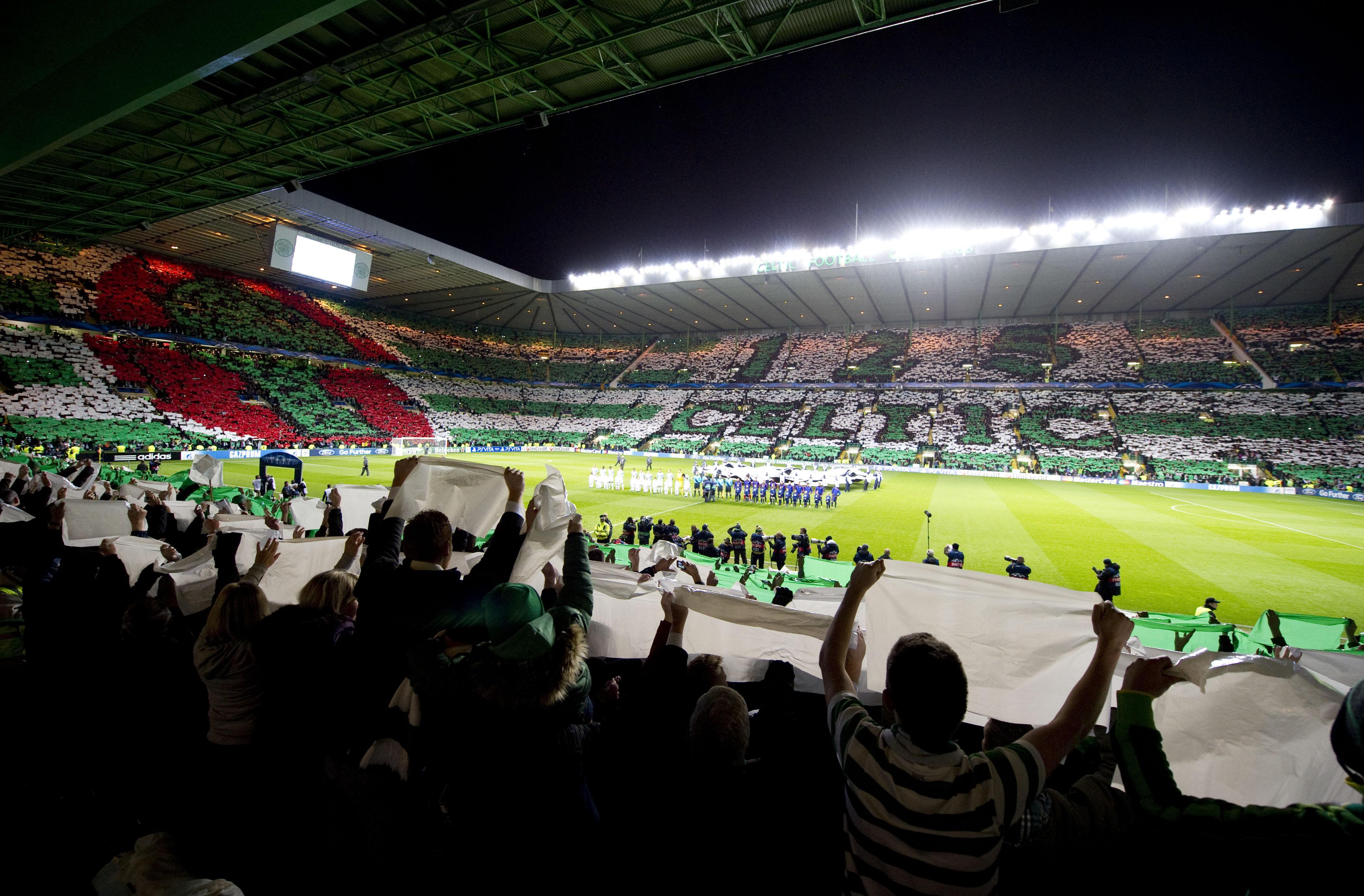 Celtic park clipart.