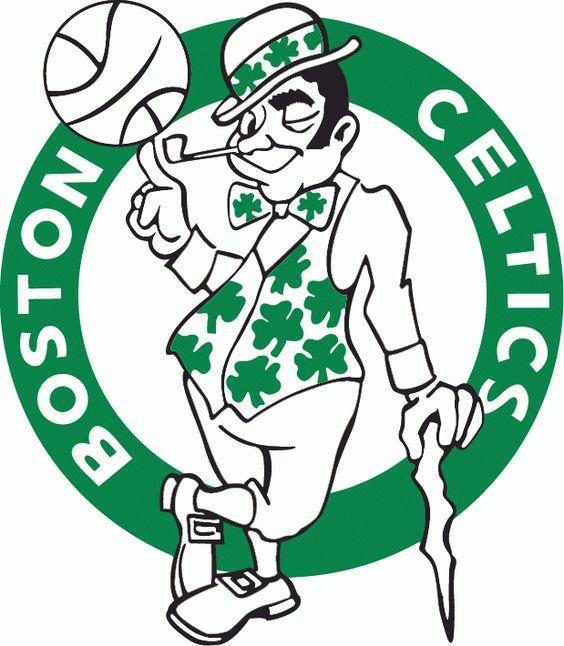 NBA Boston Celtics Primary Logo (1979).
