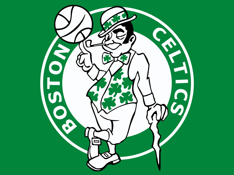 The celtics logo clipart.