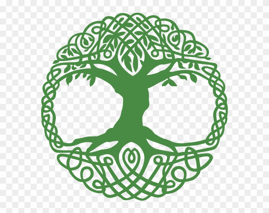 Celtic Tree Of Life Clipart (#2041955).