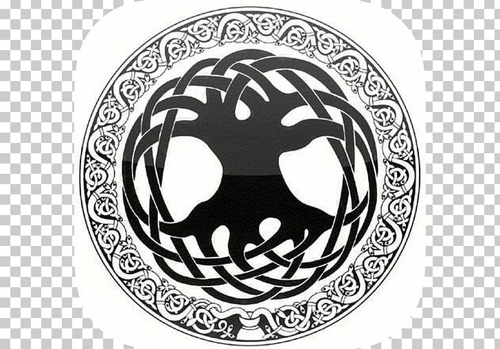 Tree Of Life Celts Celtic Sacred Trees Celtic Art Symbol PNG.