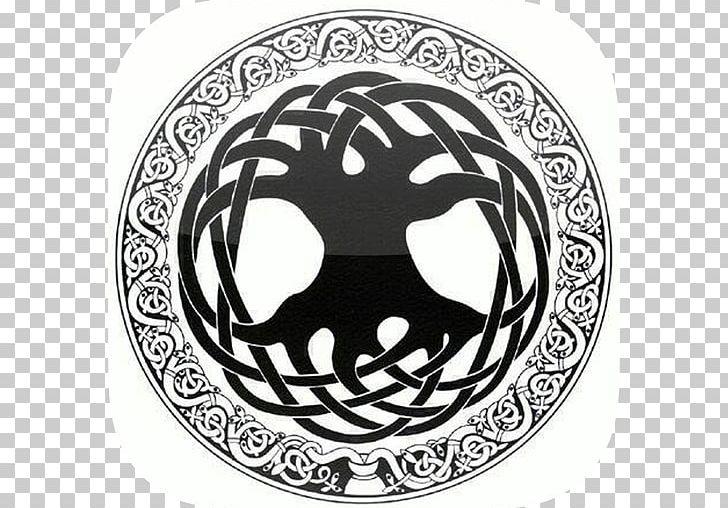Tree Of Life Celts Celtic Sacred Trees Celtic Art Symbol PNG.