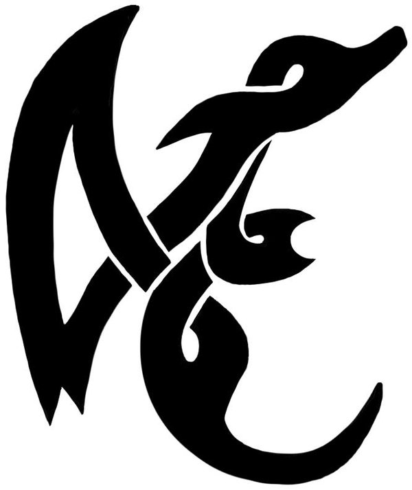 Clipart library: More Like Celtic Dragon: Baby? by Bird.