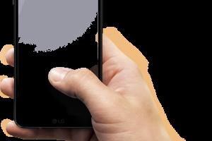 Celular na mao png 3 » PNG Image.
