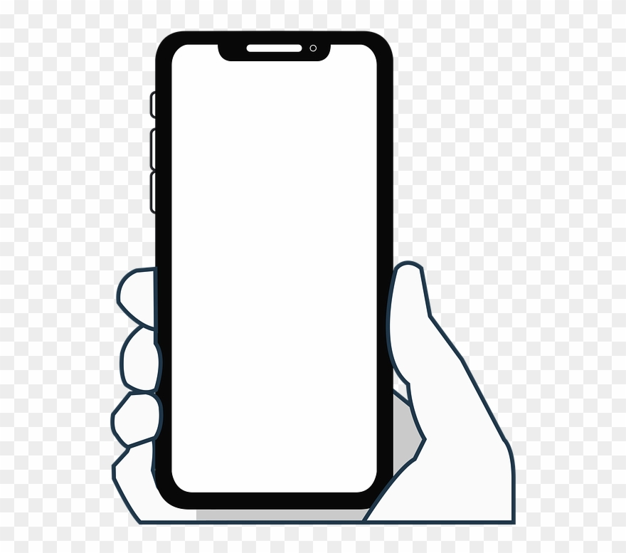 Iphone Clipart Smartphone Accessory.