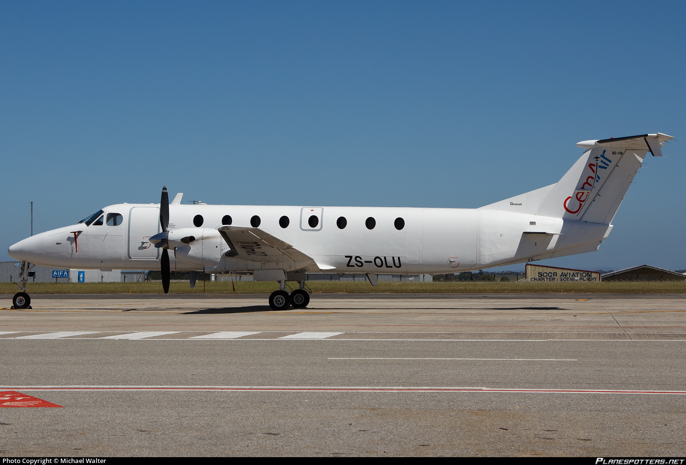 Beechcraft 1900 Aviation Photos.