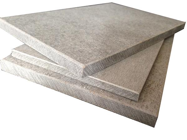 Fiber Cement Board Partition.