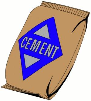 Cement Clipart.