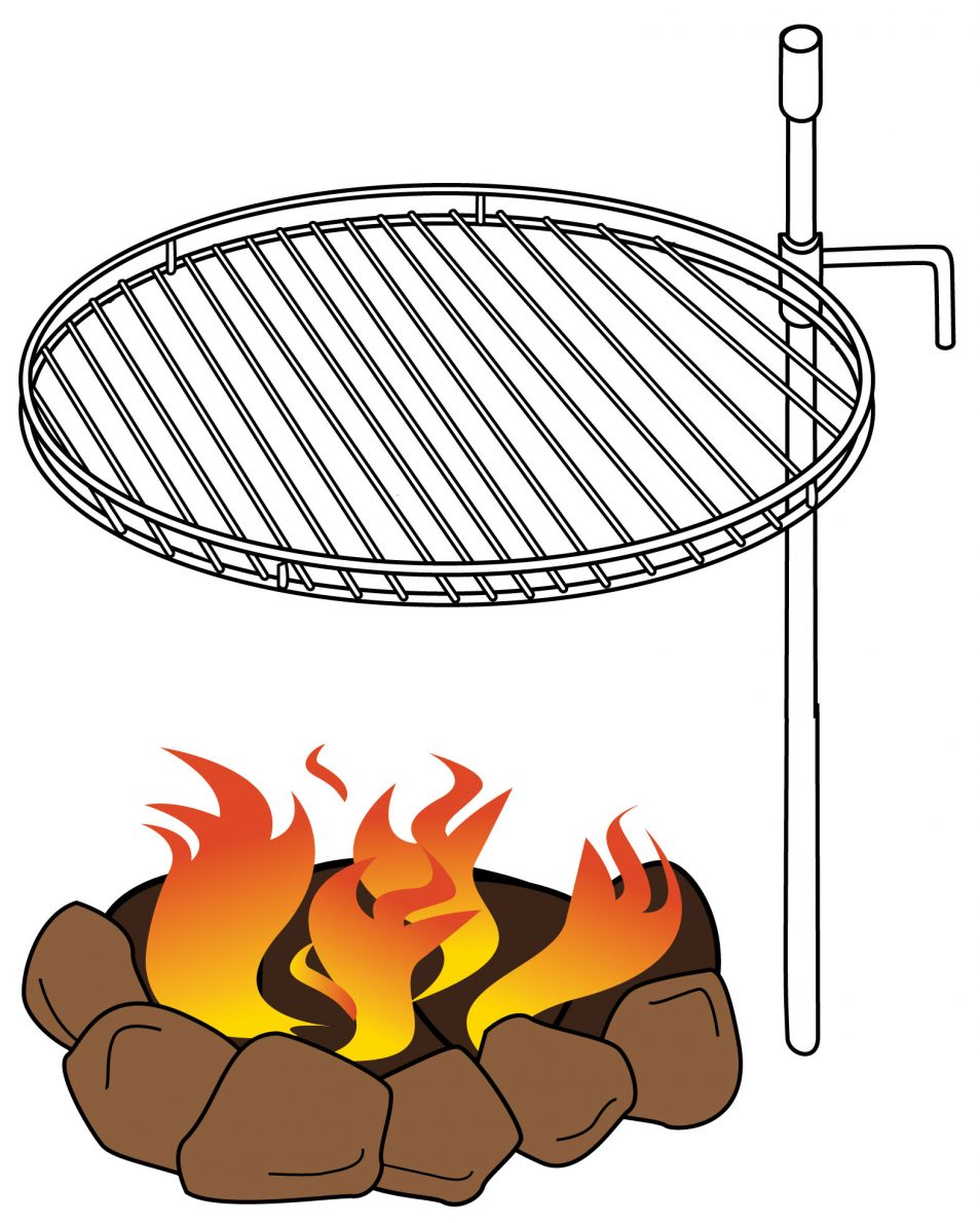 How To Build a Campfire and Fire Pit.