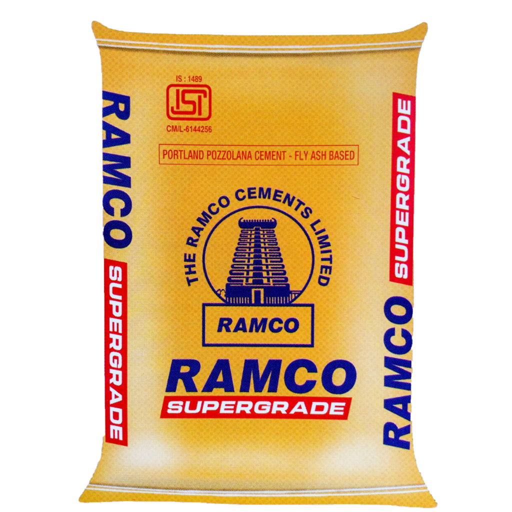 Ramco PPC Cement.