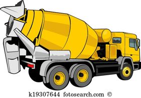 Cement mixer Clip Art Royalty Free. 1,217 cement mixer clipart.