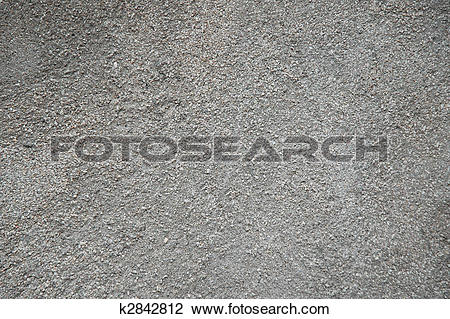 Stock Photo of Newly cemented wall.