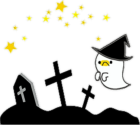 halloween png cementerio fantasmas.