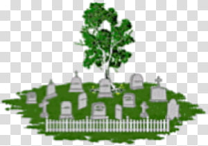 Grave Cartoon Drawing Headstone, cemetery transparent background PNG.