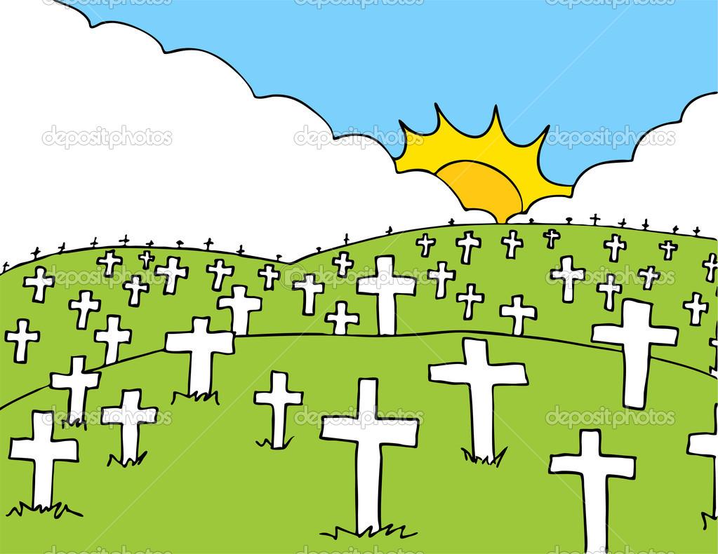 Cemetery Clip Art Free.