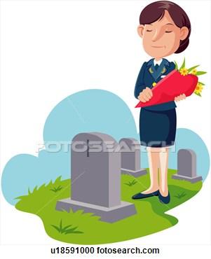 Cemeteries clipart.