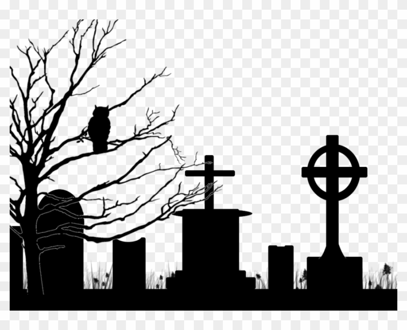 Headstone Clipart Grave Yard.