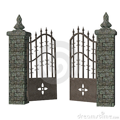 Old Gate Clipart Clipground