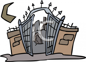 Cemetery Gate Clipart 20 Free Cliparts Download Images