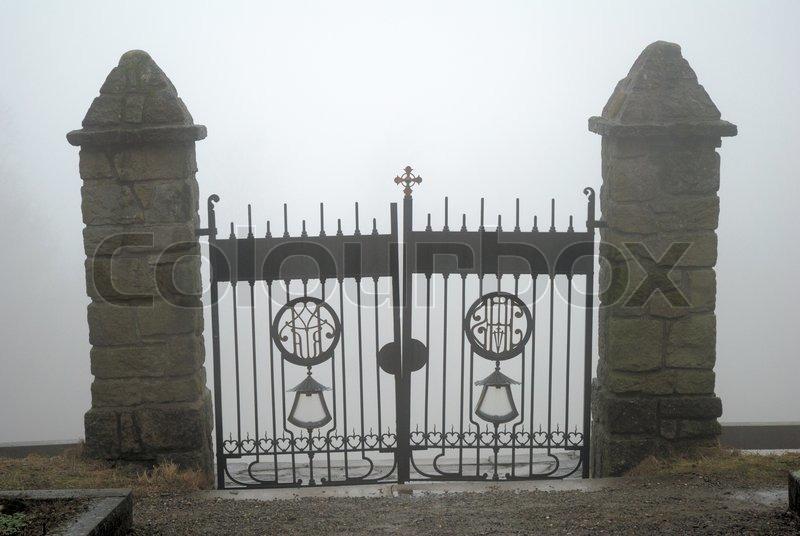 Buy Stock Photos of Graveyard.