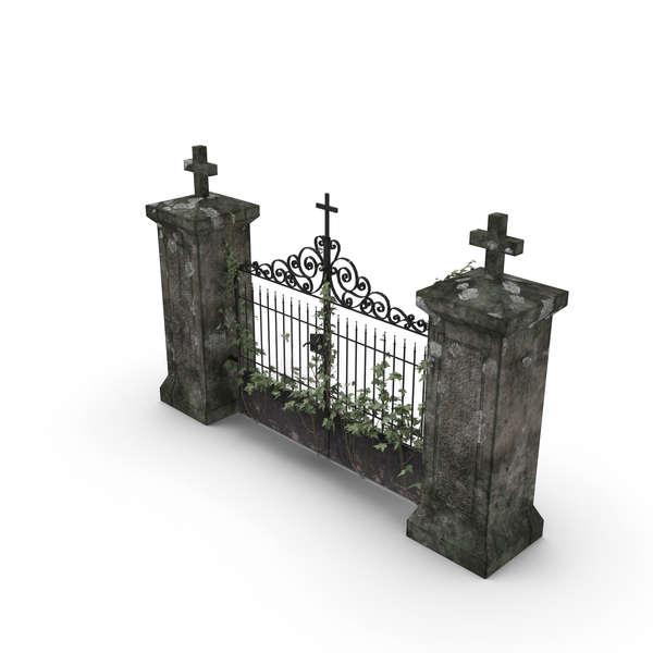 Cemetery Gate PNG Images & PSDs for Download.