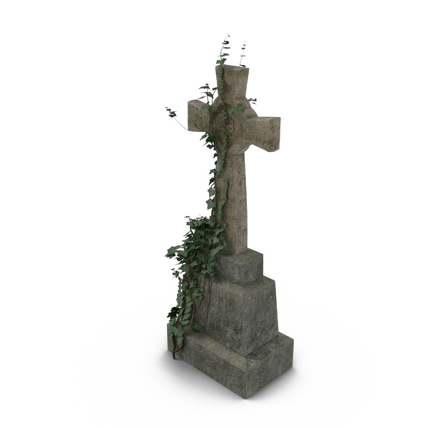 Cemetery Gates PNG Pic.