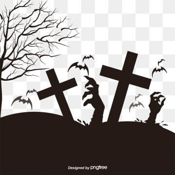 Cemetery PNG Images.