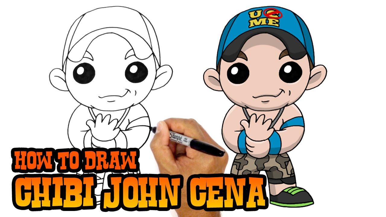 John Cena Clipart.