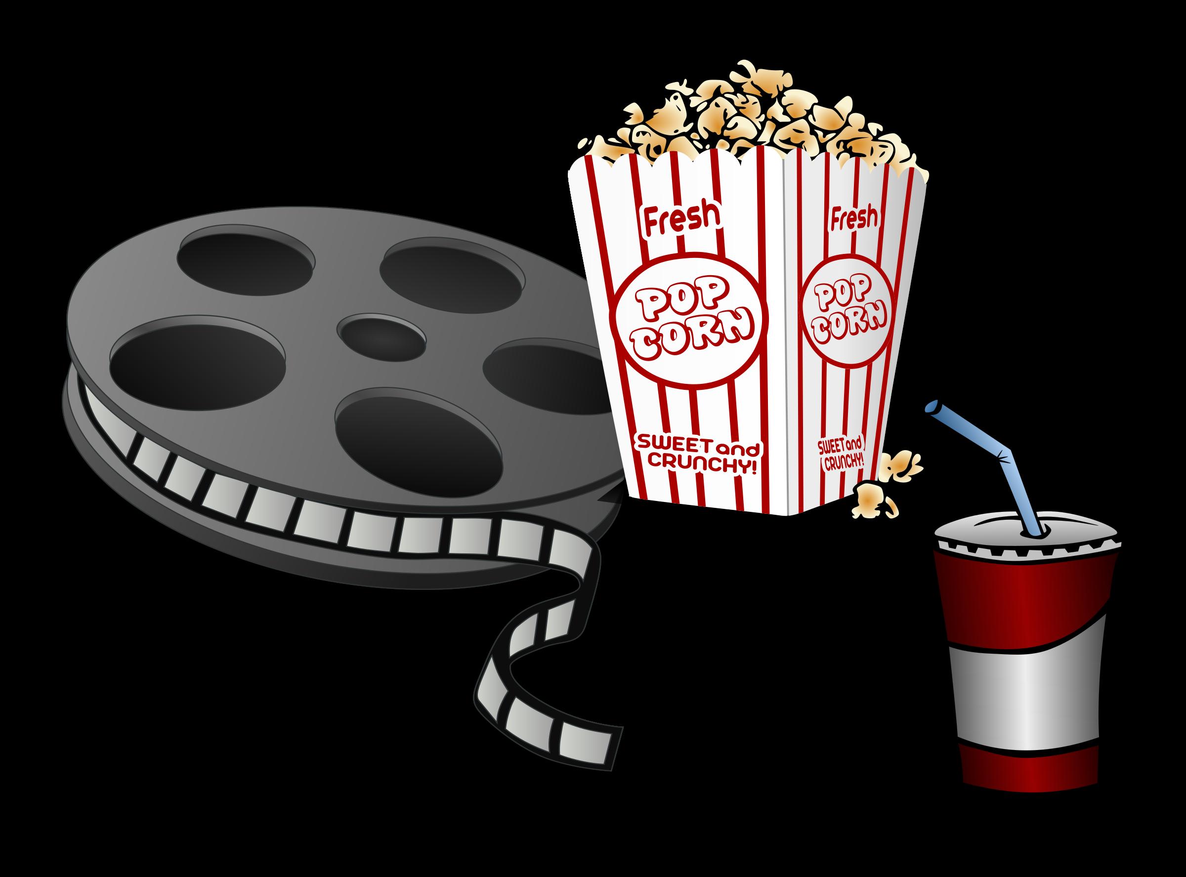 Cinema clipart movie time, Cinema movie time Transparent.