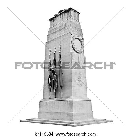 Stock Photo of The Cenotaph, London k7113584.
