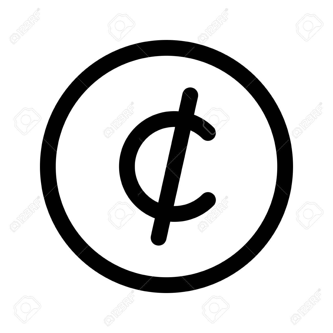 cent symbol.