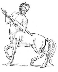 Centaur Clip Art Download.