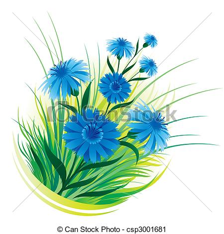 Cornflower Clipart and Stock Illustrations. 1,465 Cornflower.