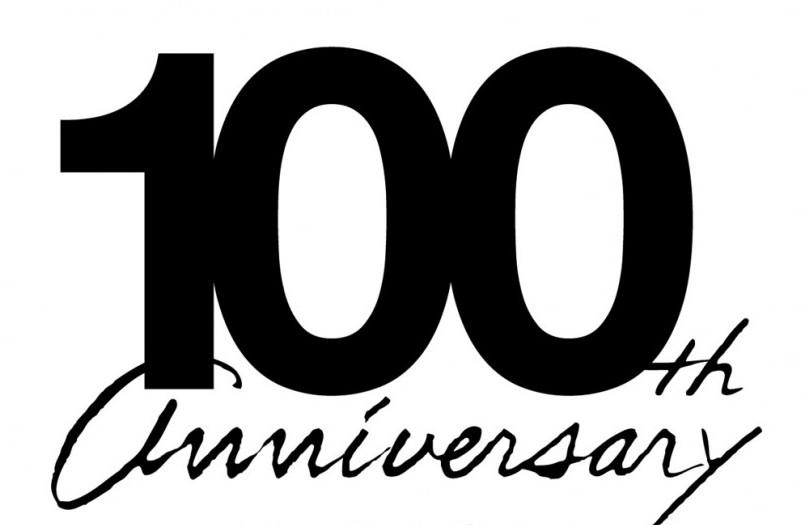 100 Anniversary Clipart.
