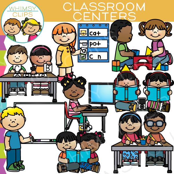 Kitchen Center Clip Art: Classroom Center Clipart