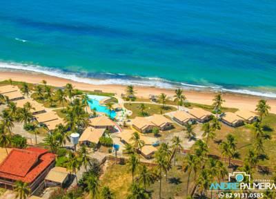 Pousada Paradise, Coruripe, Brazil.