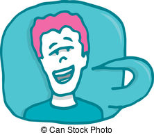 Self centered Clipart and Stock Illustrations. 276 Self centered.