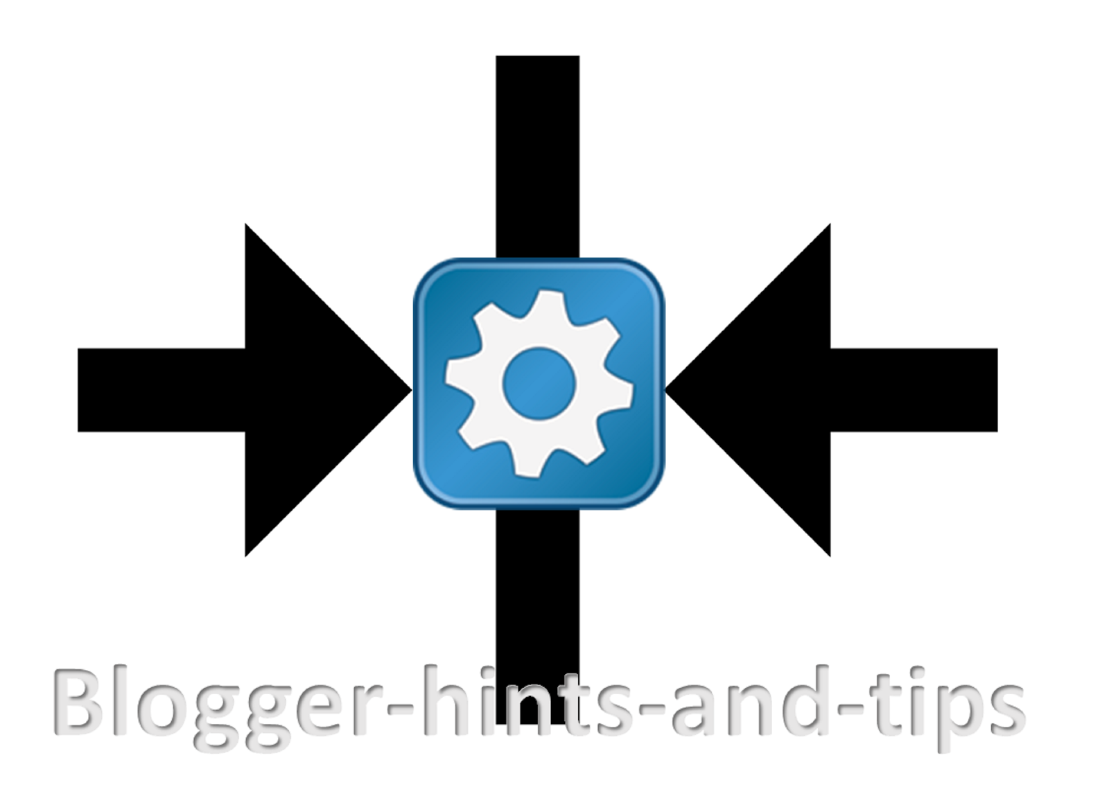 Centering gadgets in Blogger.