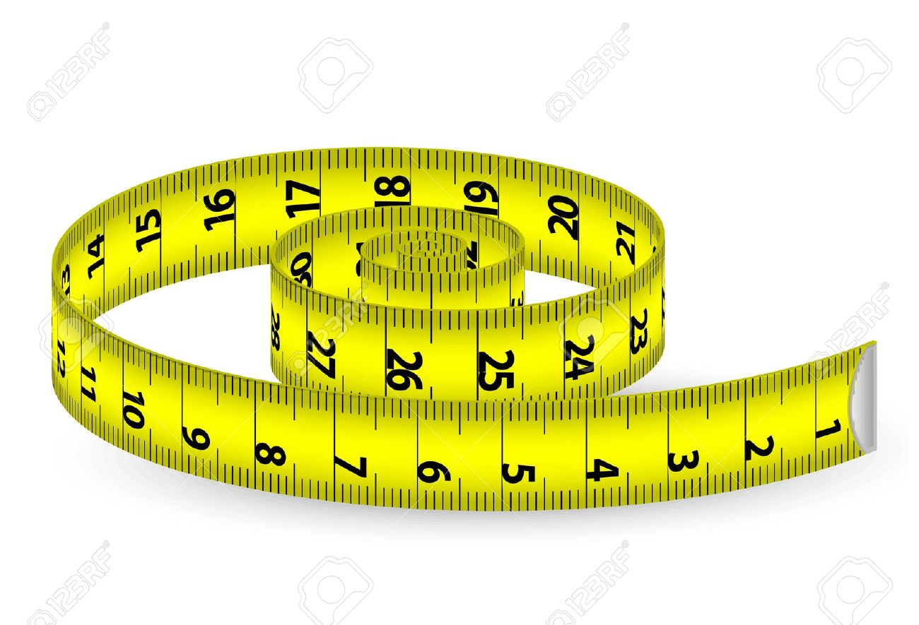 Illustration Of Measuring Tape Royalty Free Cliparts, Vectors, And.