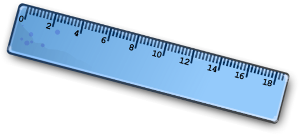 Centimeter Ruler Clip Art.